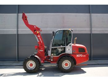Weidemann 3070 CX 80-Radlader-Super Zustand  - wheel loader