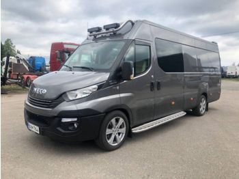 IVECO Daily 35S18A8 1+4hlö - closed box van