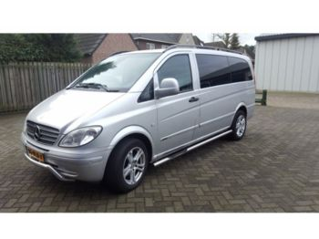 Mercedes Benz Vito 120 CDi DUBBELE CAB. - closed box van