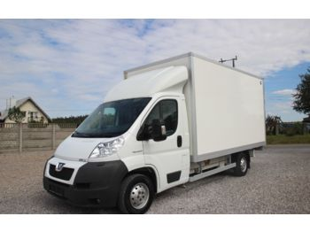 Peugeot Boxer / 3.0 HDI / Izoterma 8 Palet / Winda / - closed box van
