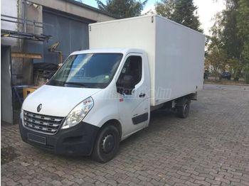 Closed box van RENAULT MASTER 2.3 Dci Koffer
