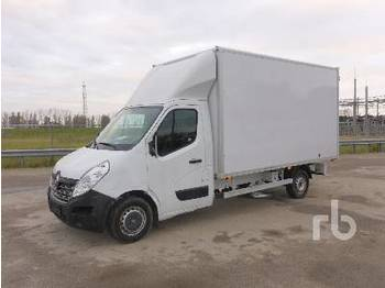 Closed box van RENAULT MASTER 4x2