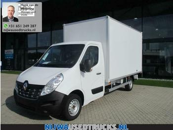 Closed box van Renault Master T35 145 Neu
