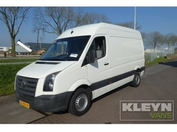 Closed box van Volkswagen Crafter 28 2.5 TDI