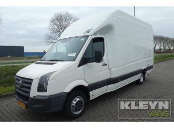 Closed box van Volkswagen Crafter 50 2.0 TDI laadklep airco