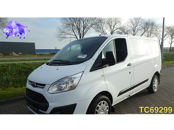 Delivery van Ford Transit Custom Euro 6