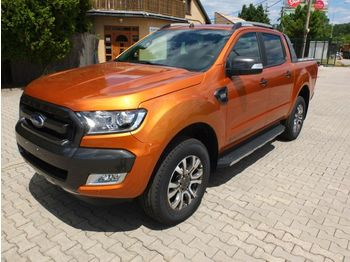 Open body delivery van Ford Ranger Doppelkabine 4x4 Wildtrak