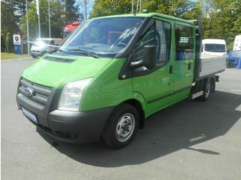 Ford Transit 125 T 300 Euro5 AHK ZV  - open body delivery van