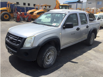 Isuzu D-Max - open body delivery van