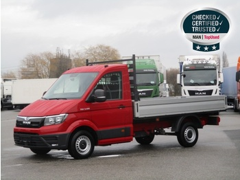 MAN TGE 3.100 4X2F SB (Euro 6) - open body delivery van