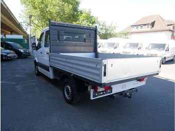 MERCEDES-BENZ Sprinter DoKa 316 CDI 2,8 to AHK - open body delivery van