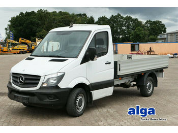 Open body delivery van Mercedes-Benz 310 Sprinter, Euro V, wenig kM, TÜV NEU, TOP !!