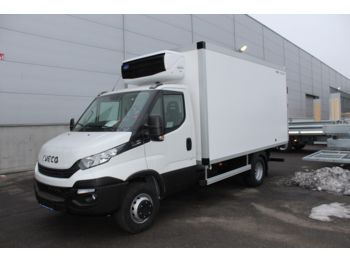 Iveco Daily 70 C Leichtbau Kühlkoffer mit Ladebordwand  - refrigerated delivery van