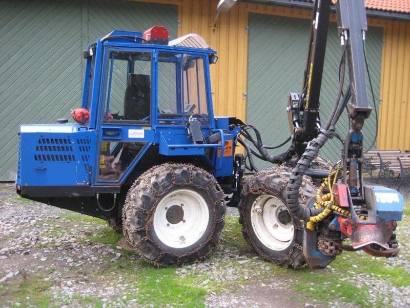 Forestry harvester Vimek 404 hogstmaskin — 828253