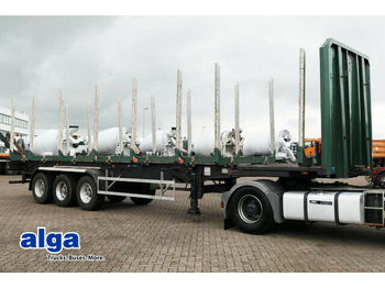 BEFA BSA 3S 37 LE, Holz, Rugen, EXTE, TÜV NEU  - timber transport