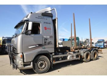 Timber transport VOLVO FH660