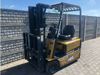 CAT EP16KT  - 3-wheel front forklift