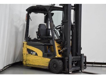 Caterpillar EP18NT - 3-wheel front forklift