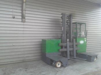4-way reach truck Combilift C2500EST
