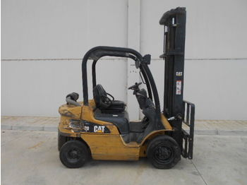 CATERPILLAR DP20N - 4-wheel front forklift