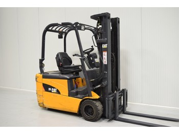 CATERPILLAR EP 20 NT - 4-wheel front forklift