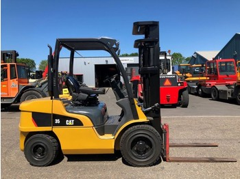 Caterpillar DP35N - 4-wheel front forklift