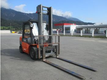 HELI CPCD50WB - 4-wheel front forklift