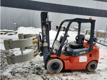 HELI CPQD25-Rc2 - 4-wheel front forklift