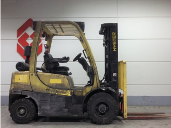 4-wheel front forklift HYSTER H2.5FT