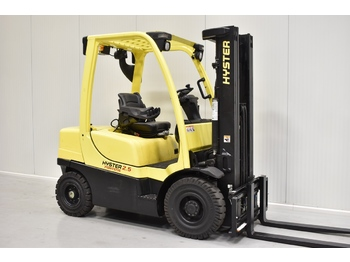 4-wheel front forklift HYSTER H 2.5 FT