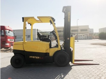 4-wheel front forklift HYSTER J4.0XN