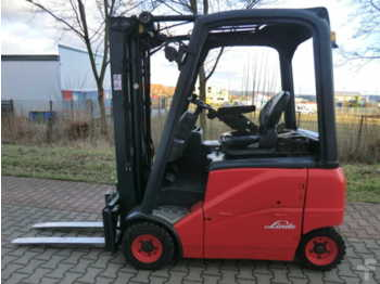 Linde E16PH-01 TX Batterie 2016 - 4-wheel front forklift
