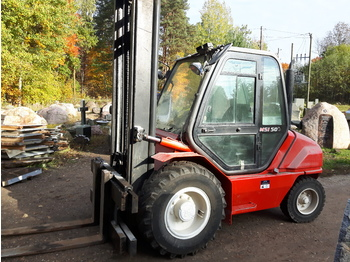 MANITOU MSI 50 - 4-wheel front forklift