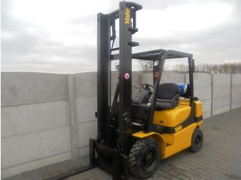 Yale GLP25  - 4-wheel front forklift