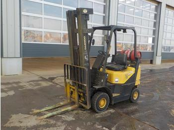 Forklift 2004 Daewoo G15S-2: picture 1