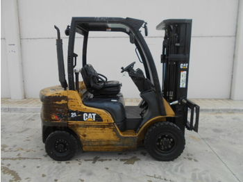 CATERPILLAR DP25N - forklift