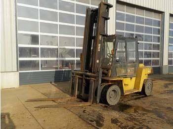 Forklift CAT DP 70: picture 1