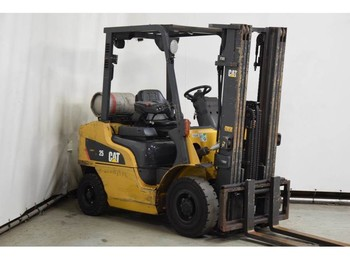 Forklift Caterpillar GP25NT