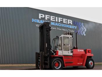 Forklift Kalmar DC12-1200 12t Capacity, 5500mm Lifting Height, Dup