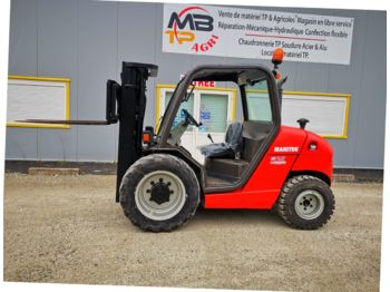 Forklift Manitou MH25-4T buggy