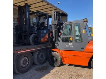 TOYOTA 50-5FD60, New price PROMOTION - forklift