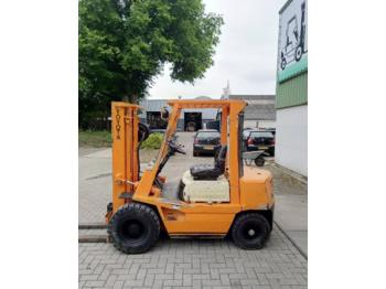 Forklift Toyota 02-4FD25 Heftruck: picture 1