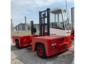 BAUMANN DFQ 40/14/40, Only 1658 hours New Price Promotion - side loader