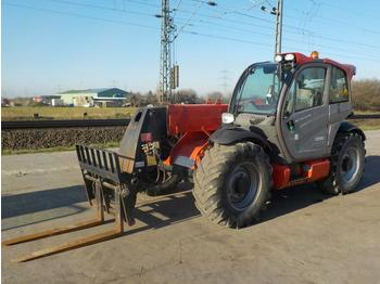2012 Manitou MLT840-137 - telescopic handler