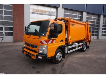 Garbage truck FUSO Canter 9C18