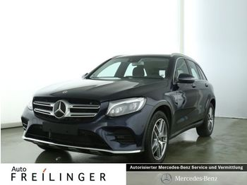 Mercedes-Benz GLC 350 d 4M AMG Comand AHK ILS Pano Distronic  - car