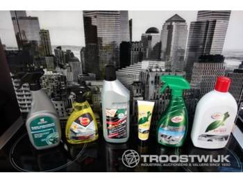 Turtle Wax  - motor oil and car care products