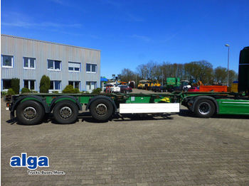 Semi-trailer container transporter/ swap body Schmitz Cargobull SCF24G-40'LX Thermo, Carrier, Transicold