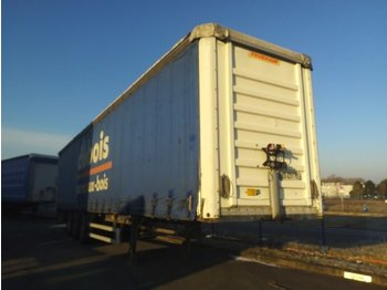 FRUEHAUF Curtainsider Standard - curtainsider semi-trailer