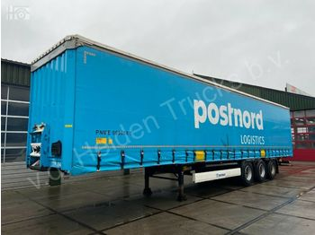 Curtainsider semi-trailer Krone Krone SD | 3 Assig | 1363x249x271